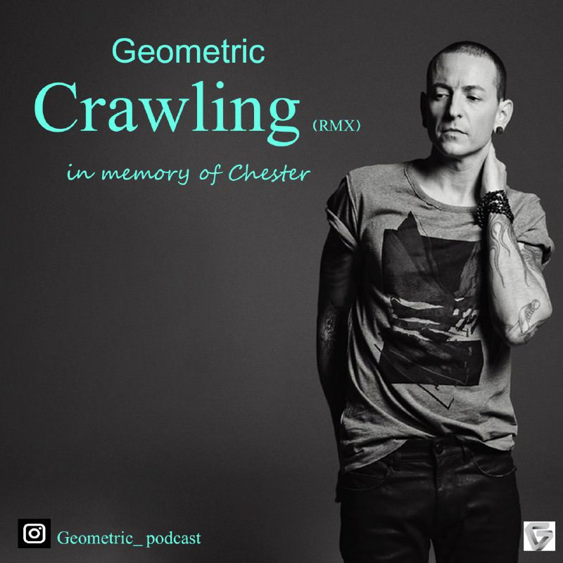 دانلود آهنگ جدید GEOMETRIC - linkinpark Crawling Remix