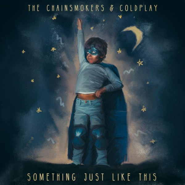 coldplay - something just like this به همراه the chainsmokers