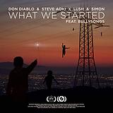 Don Diablo و Steve Aoki و Lush و Simon - What We Started